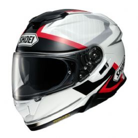 Shoei GT Air 2 Affair TC-6 White Black Red Helmet